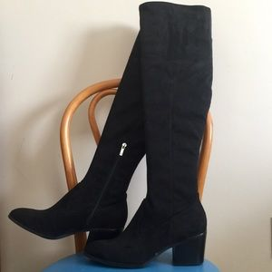 Reduced⬇️Marc Fisher Over-the-Knee Boots